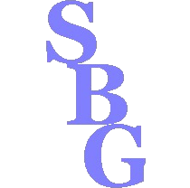 The SBG Logo graphic for Site By George